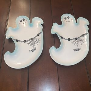Halloween Ghost Plate/Tray